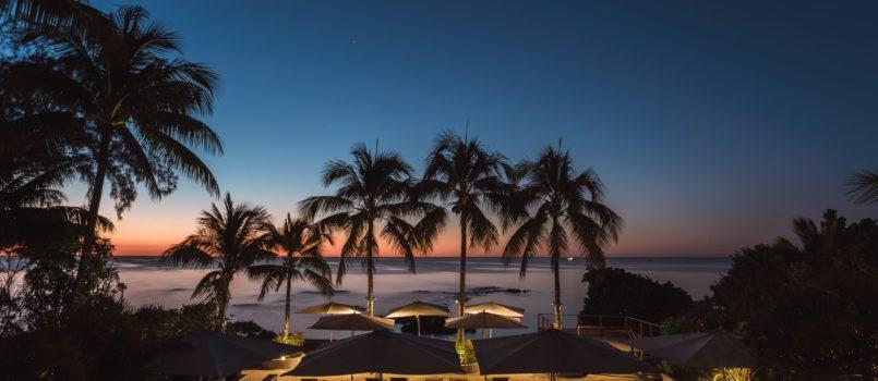 Plus-size resort