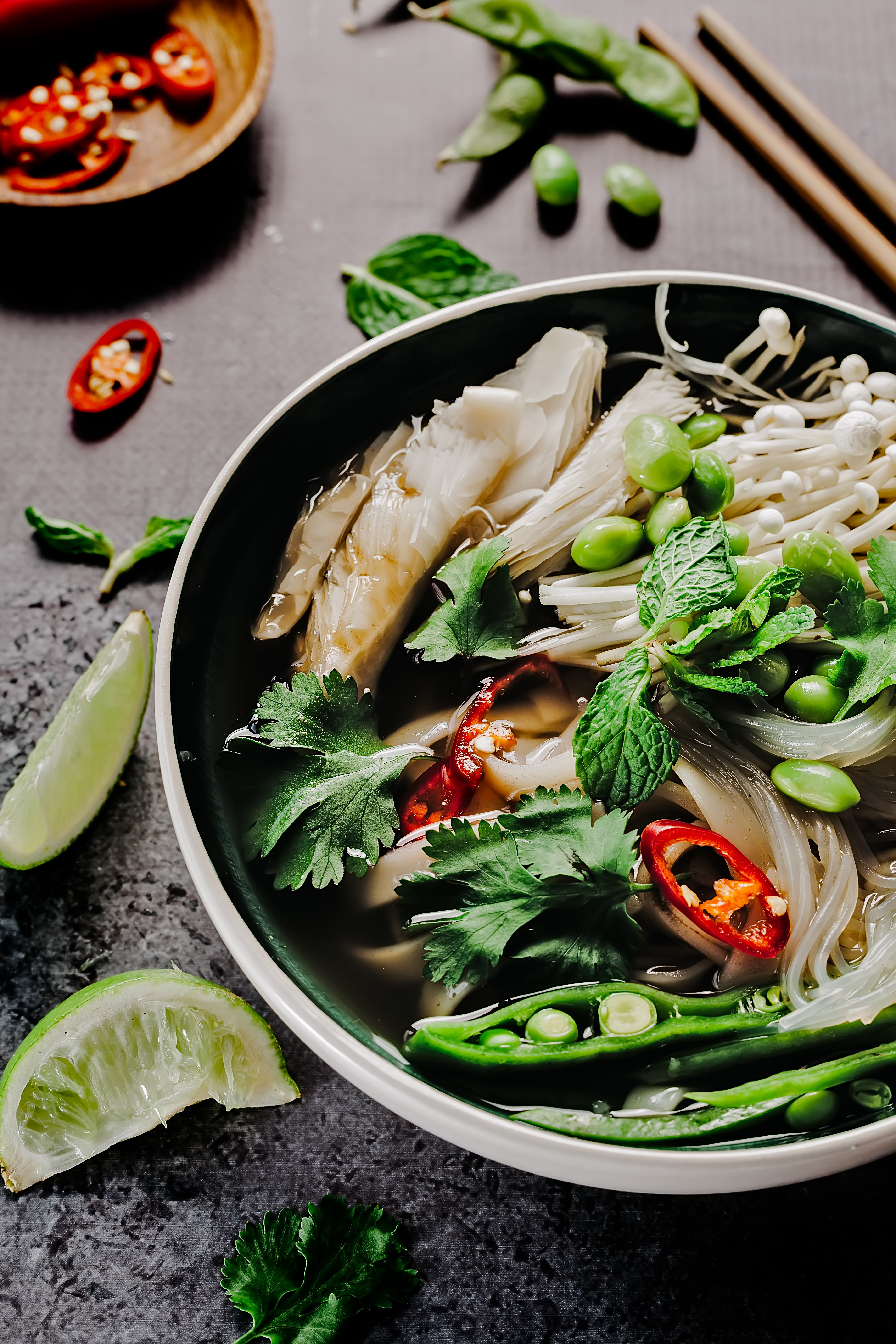 Pho -Vietnamese soup