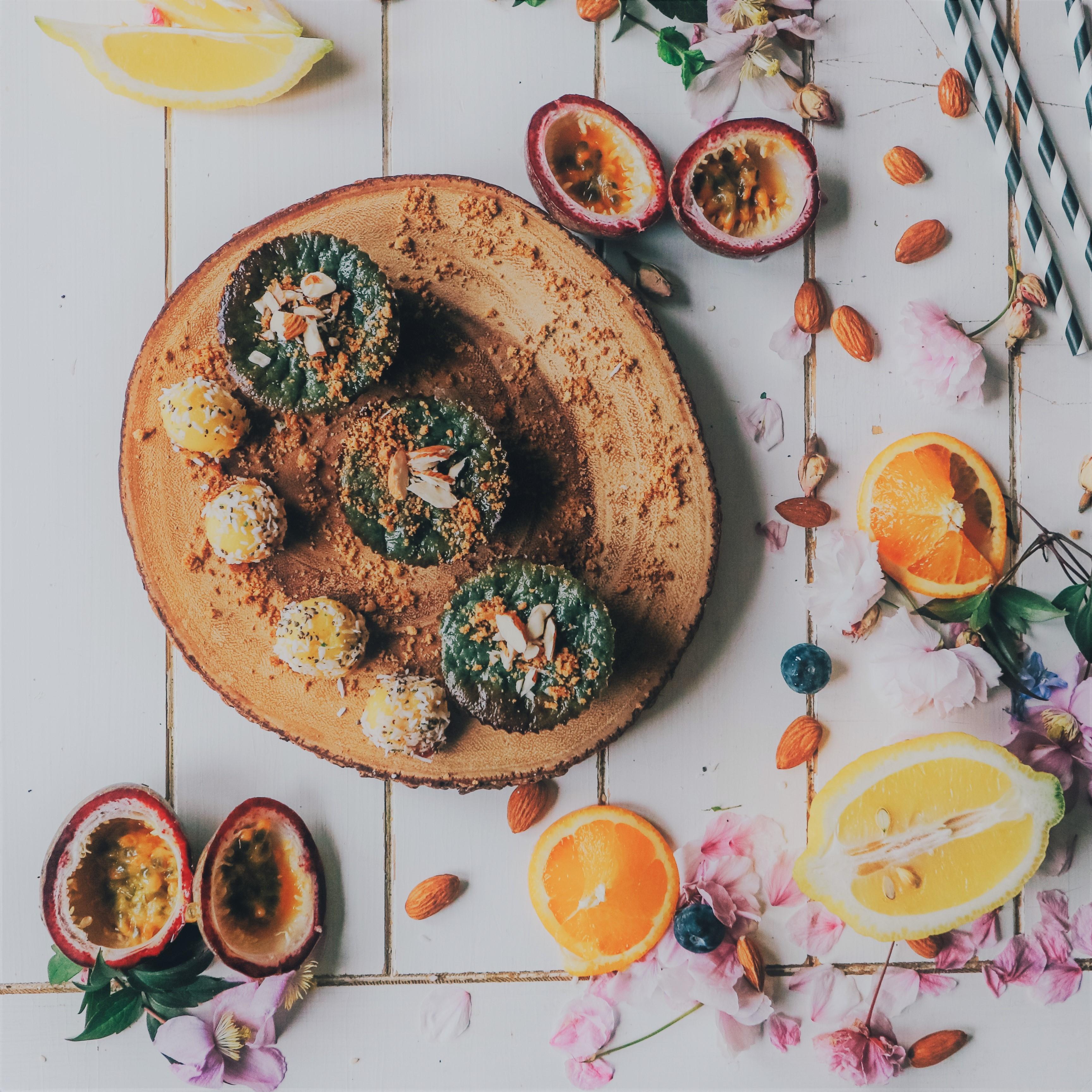 recipe canapés beet pesto