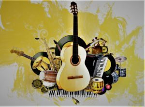 Various apps to learn several instruments, Vincent Martet's recommandations