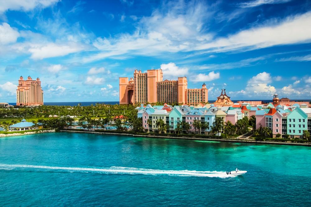Travel in Bahamas